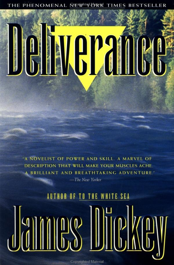 What We're Reading: Deliverance | littlecurlewpress